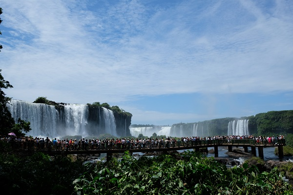 SIGNATURE STOPOVERS: Iguazu Falls Edition by Destination Specialist, Brendan!