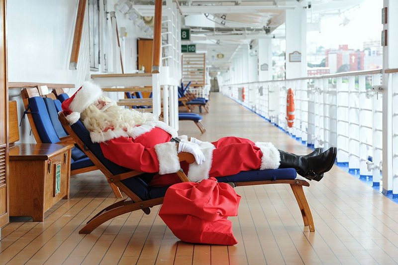Cruising - the Perfect Christmas Break