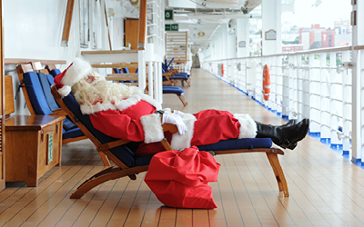 Cruising at Christmas Time from Australia - By Senior Consultant, Leah!
