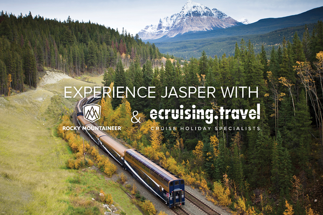 What to do in Jasper National Park - Journey with Rocky Mountaineer & ecruising.travel