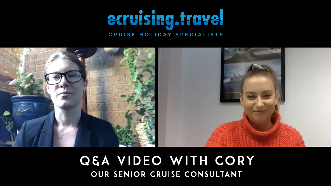 The Importance of a Travel Agent: Q&A Catch Up with Senior Sales Consultant, Cory!