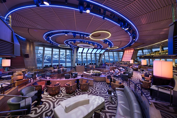 My Top 5 Venues Onboard - By Senior Cruise Consultant, Kara!