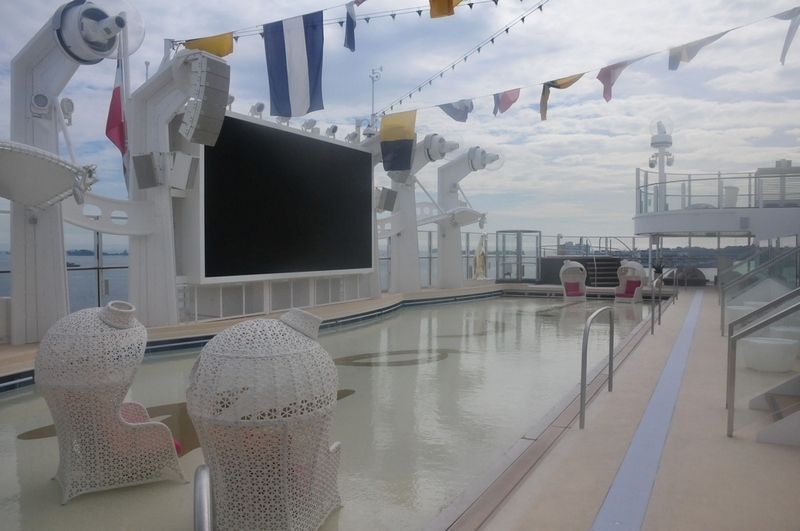 Experience on Dream Cruises