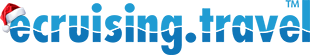 Ecruising Travel Logo