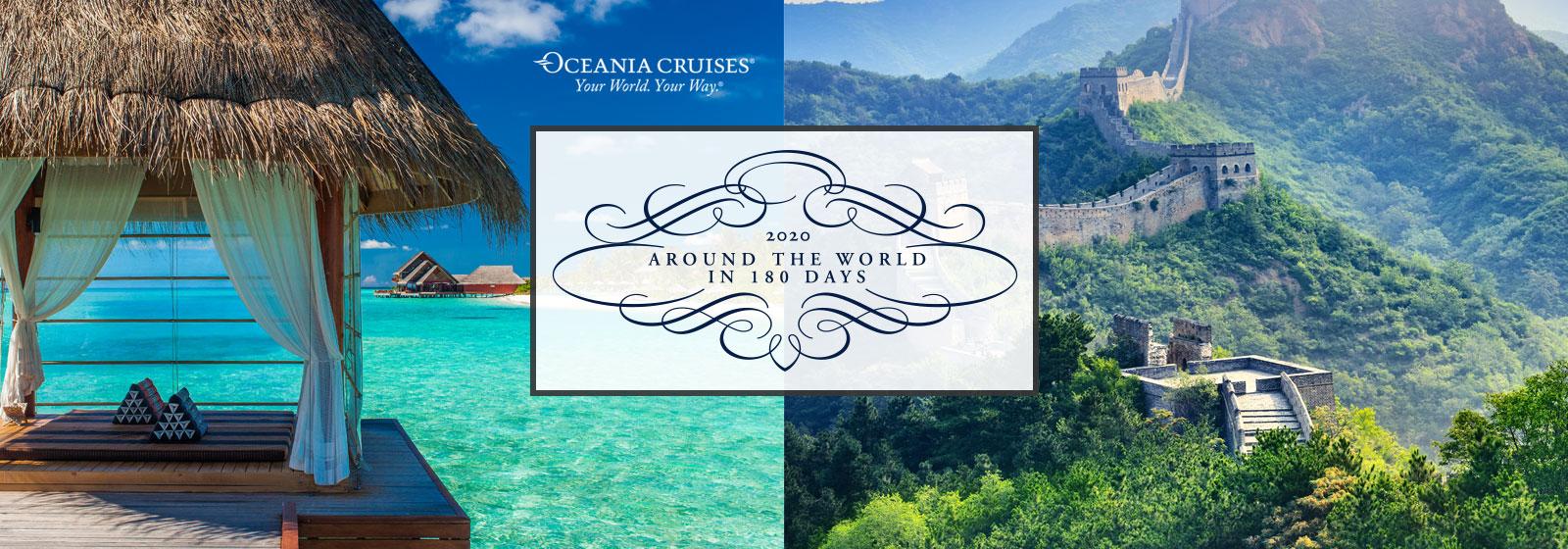 2020 Around The World Cruise