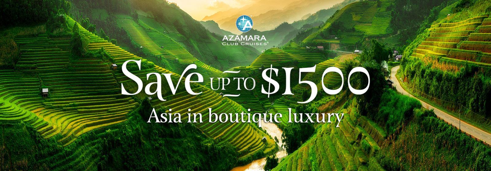 Azamara Spend or Save