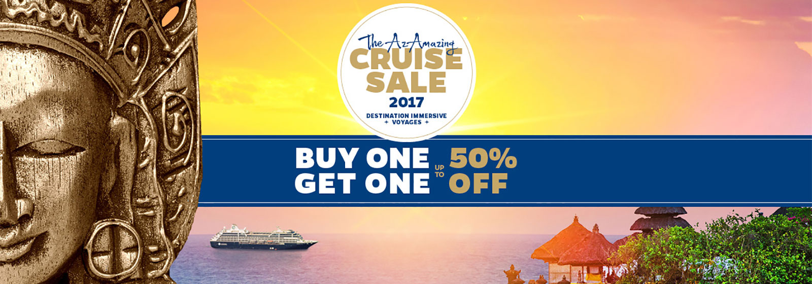 Azamazing Cruise Sale