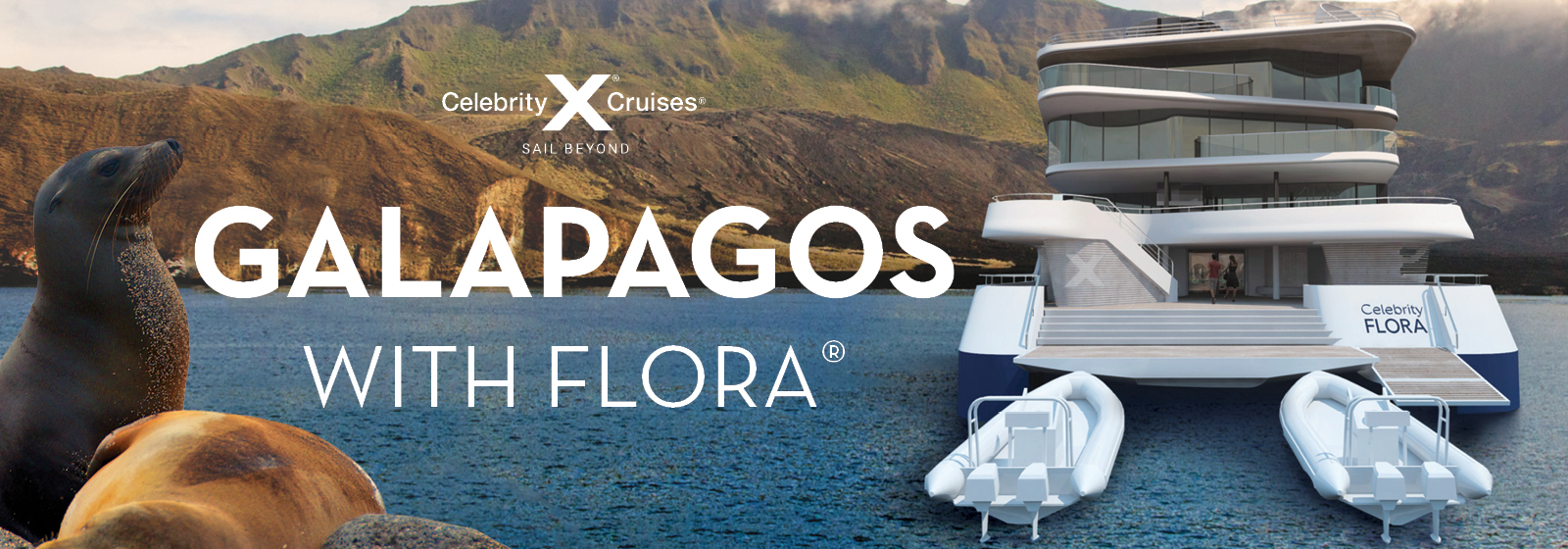 Celebrity - Galapagos with Flora