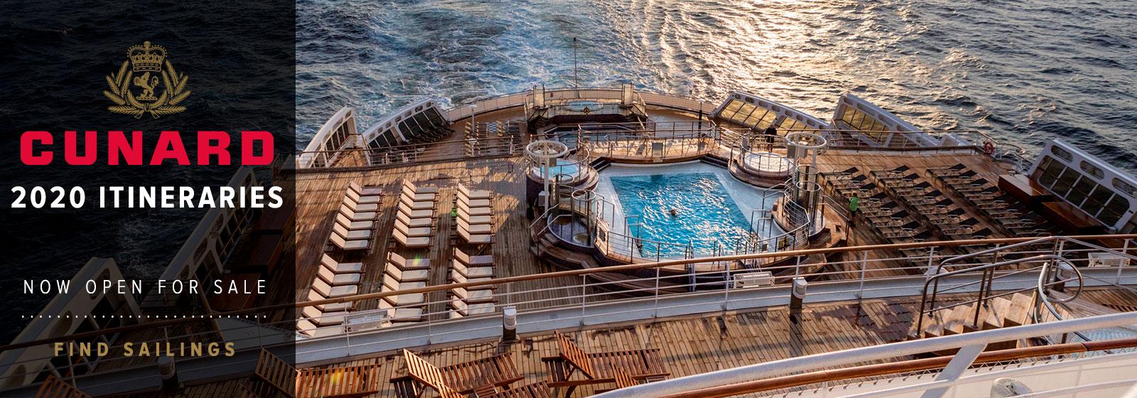 Cunard 2020 Release