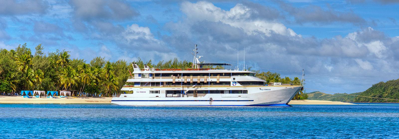 Fiji Princess Blue Lagoon