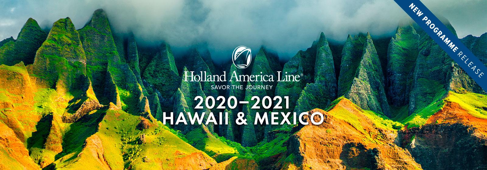 HAL Hawaii & Mexico