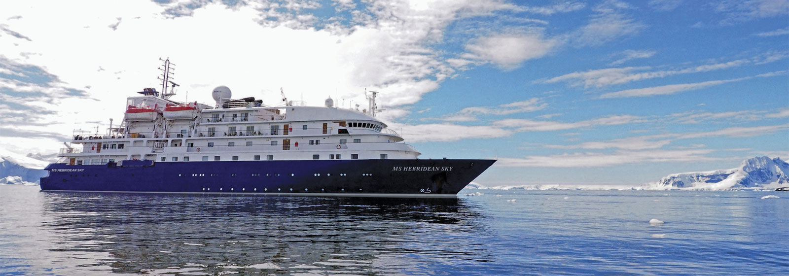M/V Hebridean Sky (formerly Sea Explorer)
