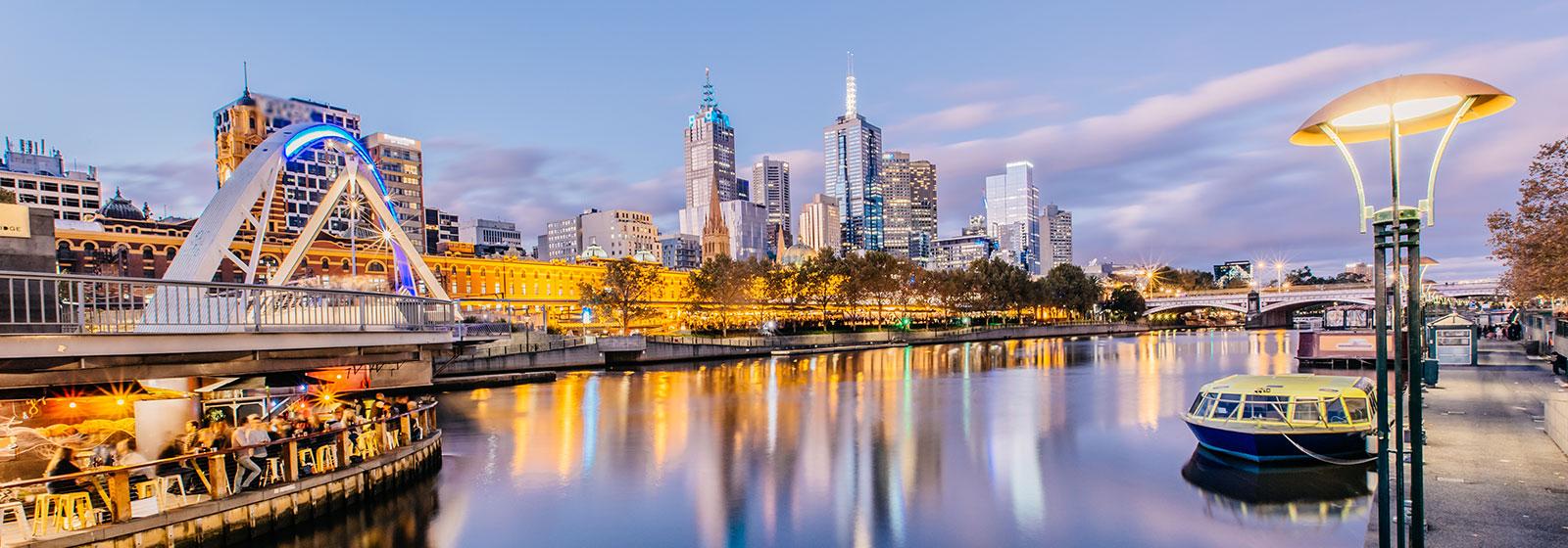 Melbourne, Australia-1
