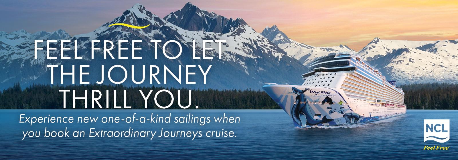 Norwegian Cruise Line - Extraordinary Journeys
