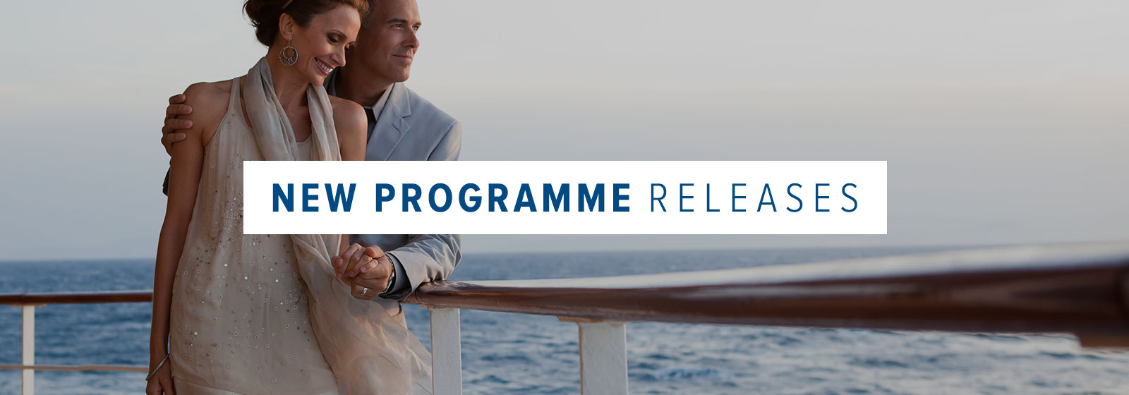 New Programme releases