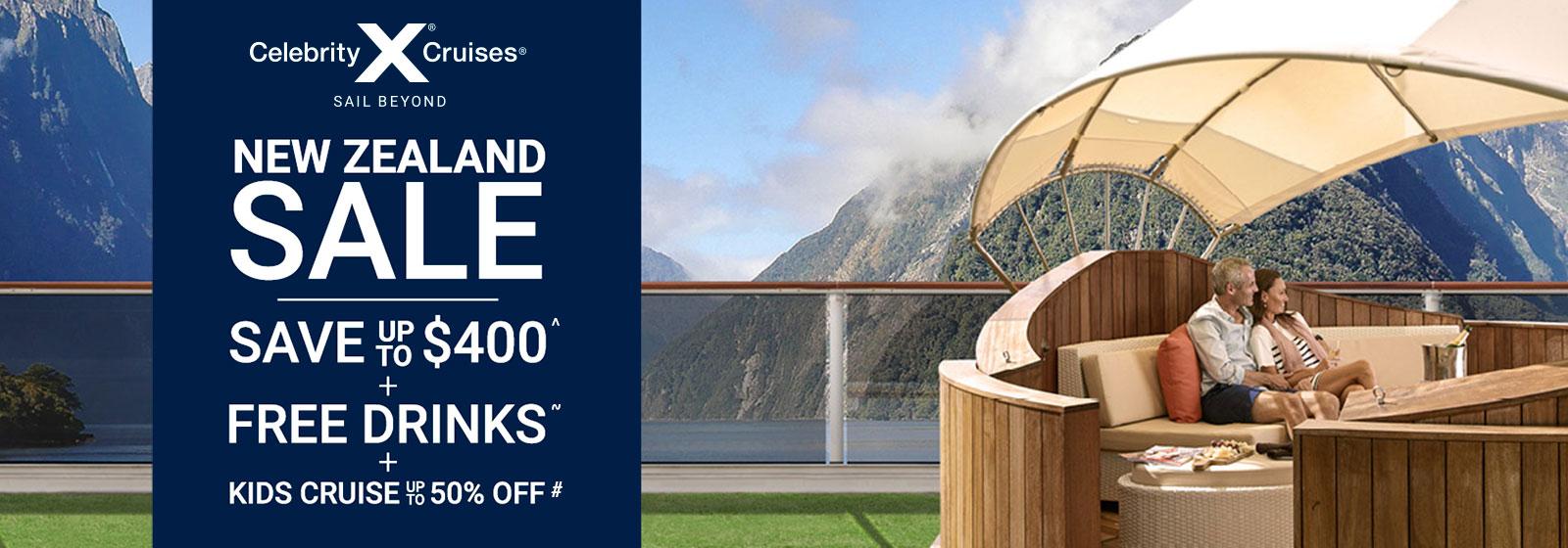 New Zealand Sale