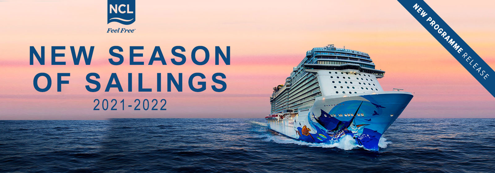 Norwegian Cruise Line - New Season 2021 & 22