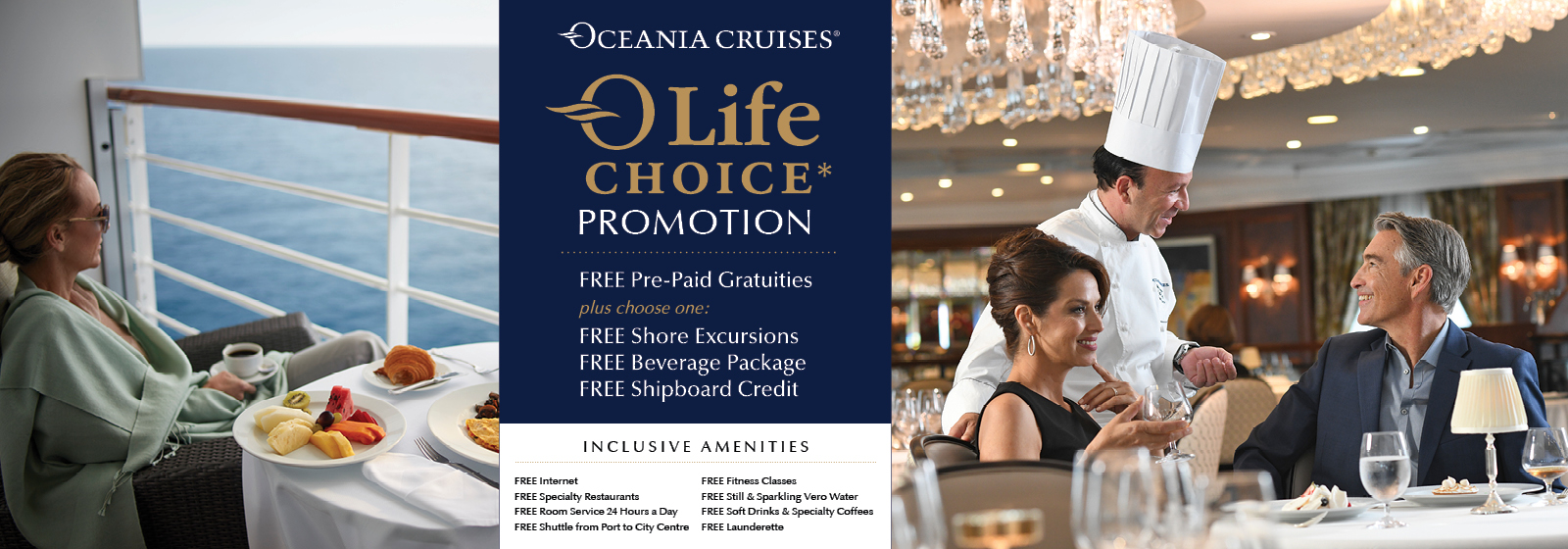 Oceania - OLife Choice Promotion