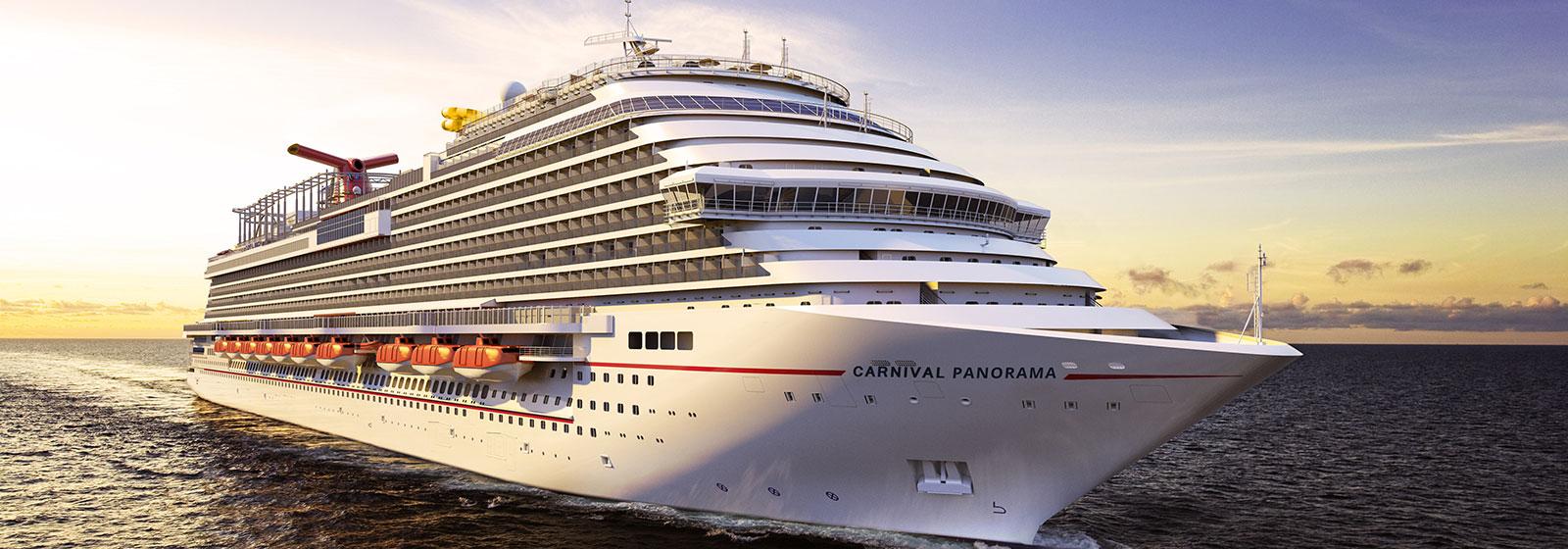 Panorama - Carnival Cruises