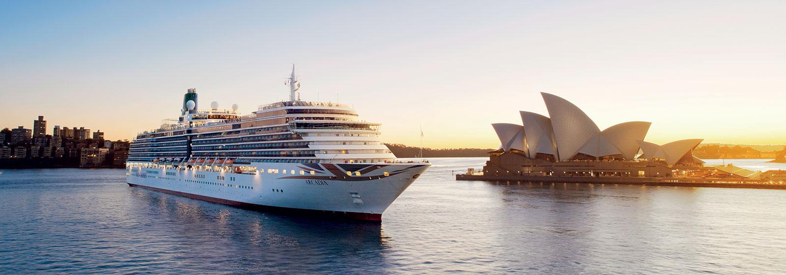 Arcadia in Sydney