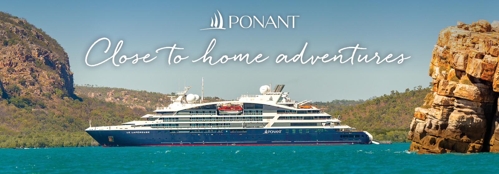 Ponant Le Laperouse - Close To Home
