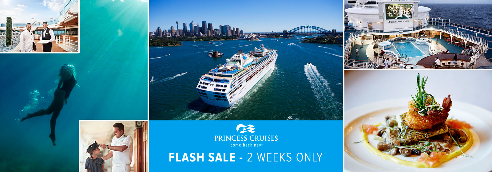 Princess Cruises Flash Fares