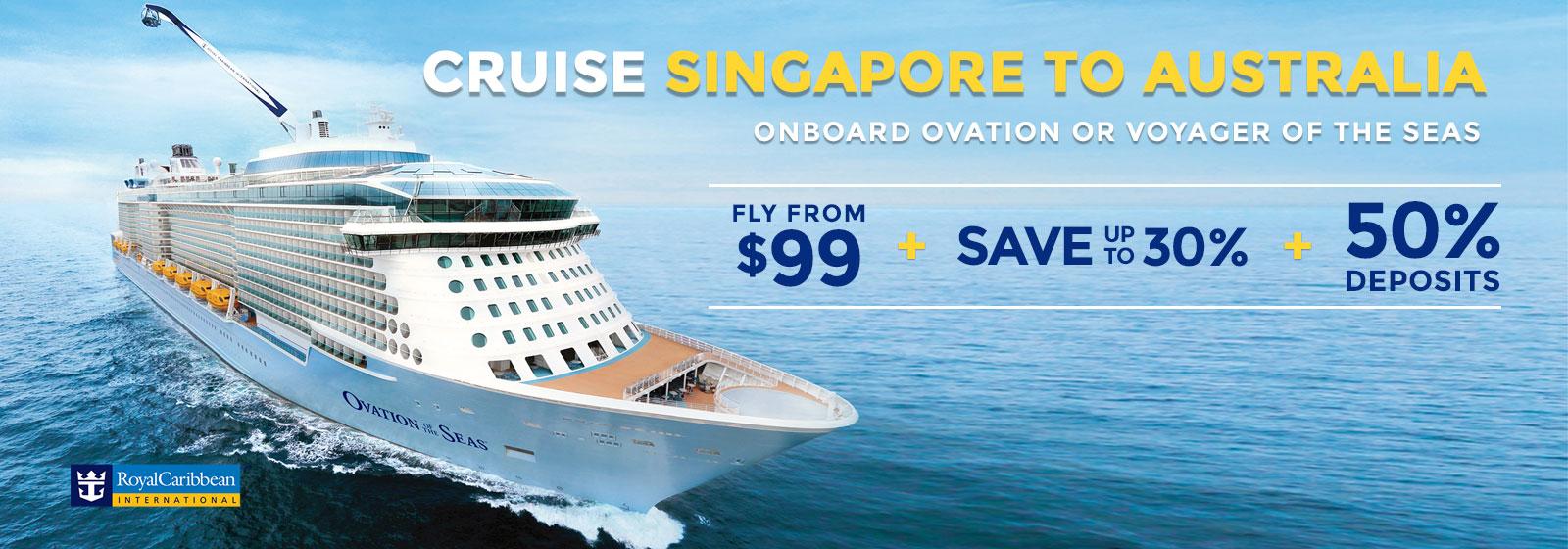 Royal Caribbean $99 Air Offer