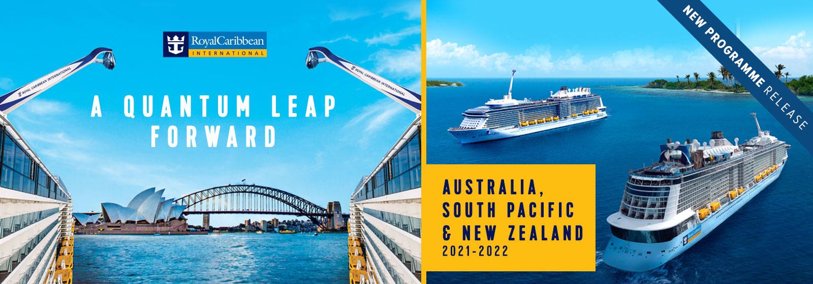 Royal Caribbean - Australia, NZ & South Pacific 21/22-2
