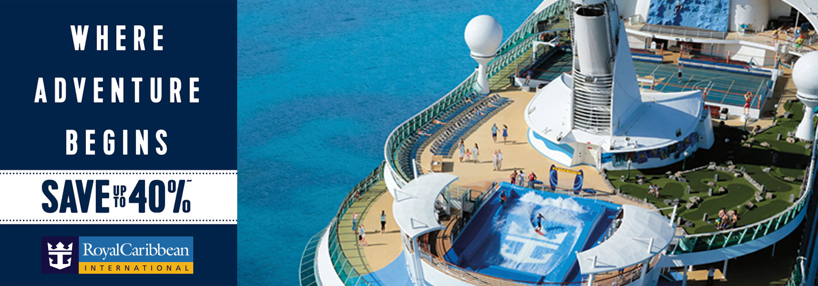 Royal Caribbean - Where adventure begins