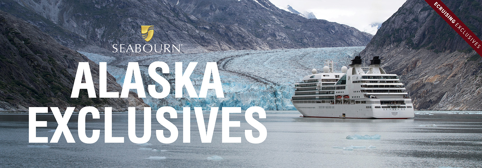 Seabourn - Exclusives in Alaska