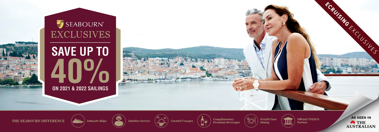 Seabourn Exclusives