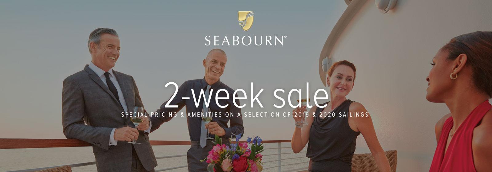 Seabourn Two Week Sale