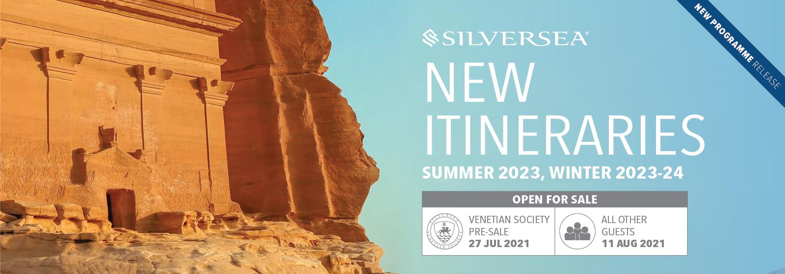 Silversea 2023-2024