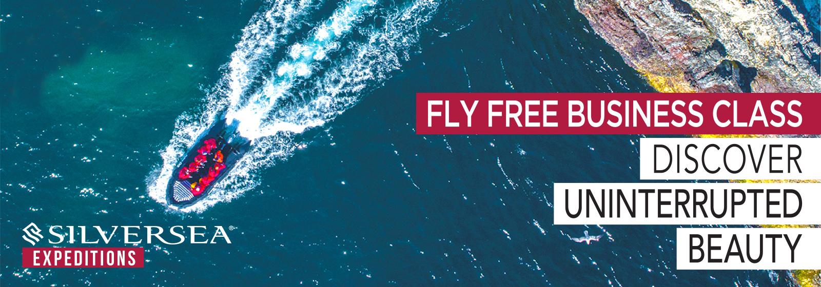 Silversea Fly Free1