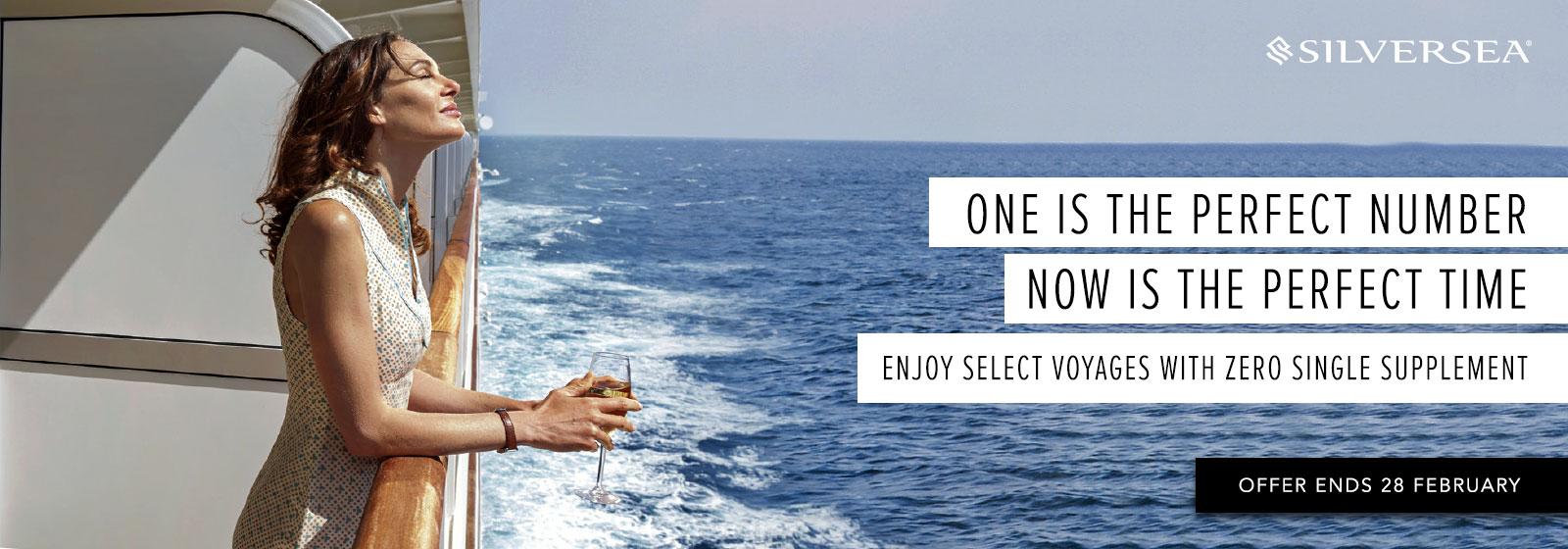 Silversea - Solo Traveller Offer-2