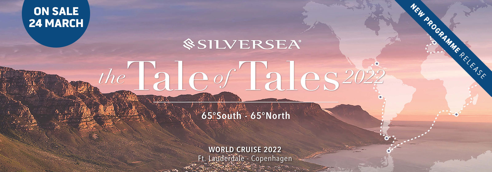 Silversea - Tale of Tales 2022