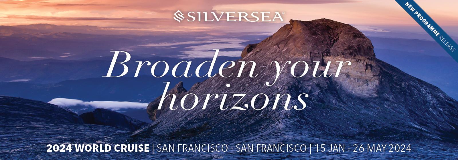 Silversea World Cruise 2024