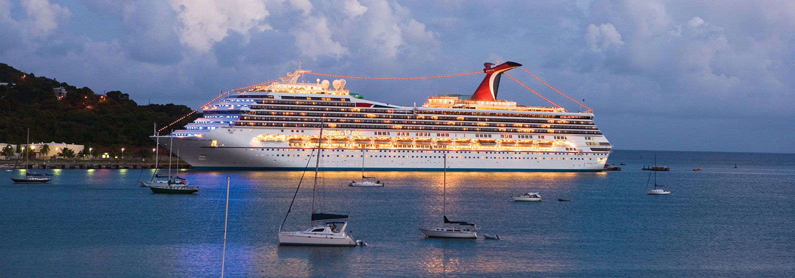 Valor - Carnival Cruises