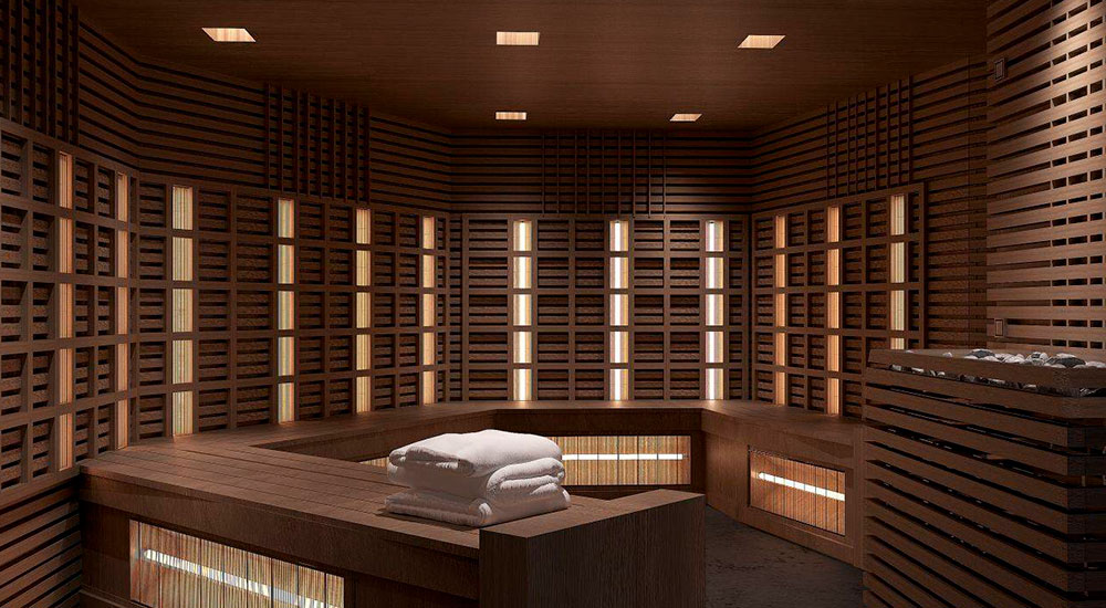 Infrared Sauna - Edge
