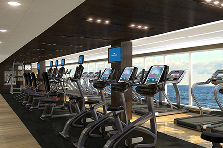 Lotus Spa® Fitness Center