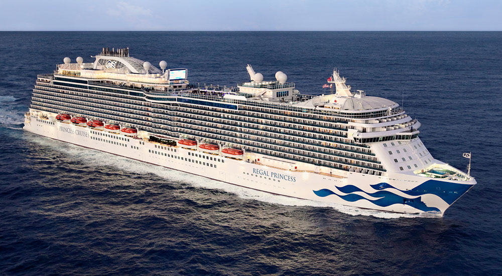 Exterior - Regal Princess