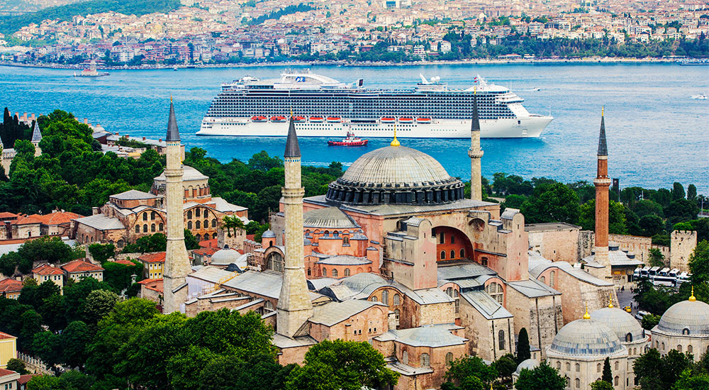 Regal in Instanbul - Regal Princess
