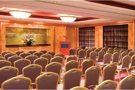 Conference Area & Meeting Rooms