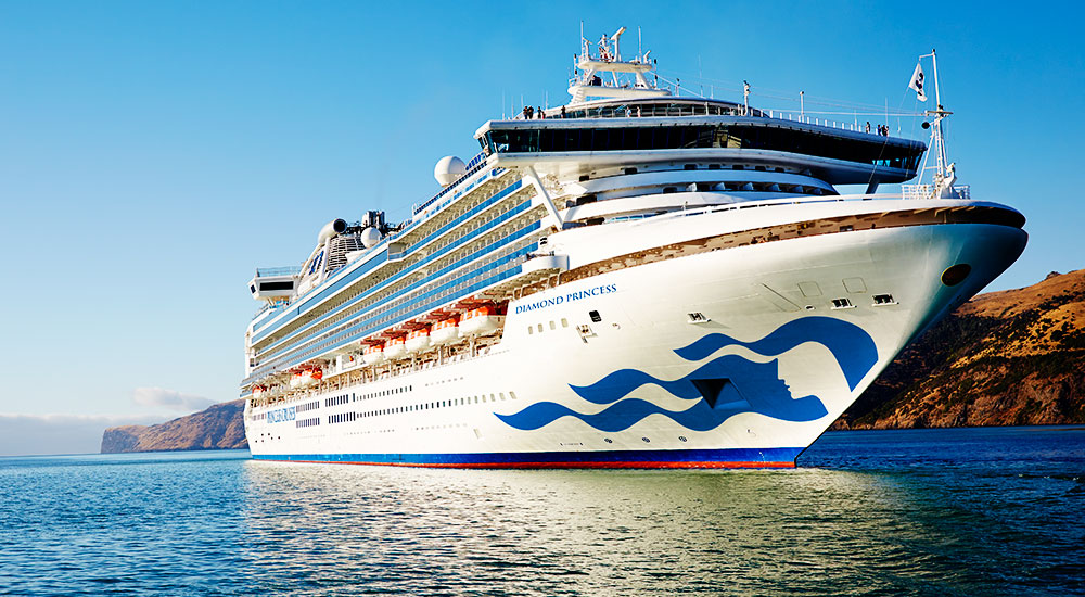 Exterior - Diamond Princess