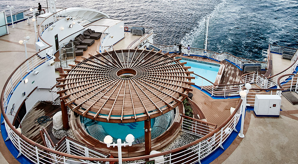 Spa - Diamond Princess