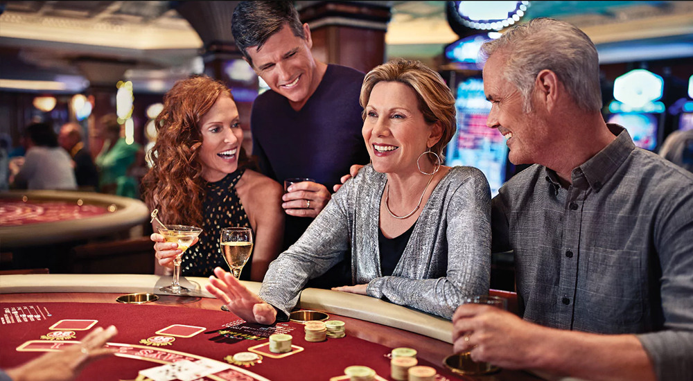 Casinos - Golden Princess
