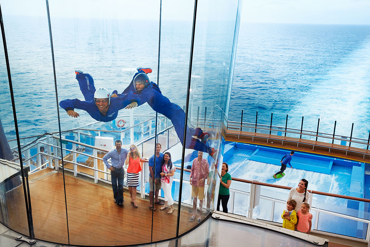 iFly - Ovation of the Seas