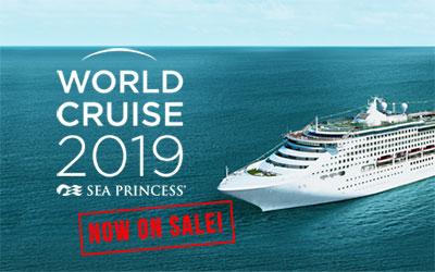 2019 Sea Princess World Cruise