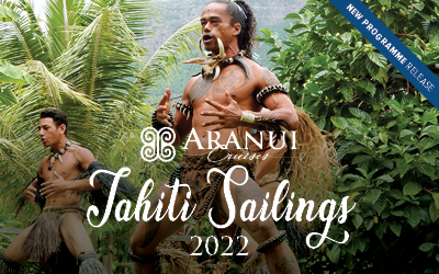 Aranui Cruises - Tahiti Sailings 2022