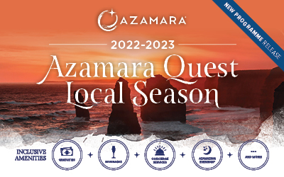 Azamara - Quest Aus and NZ Season 2022/23